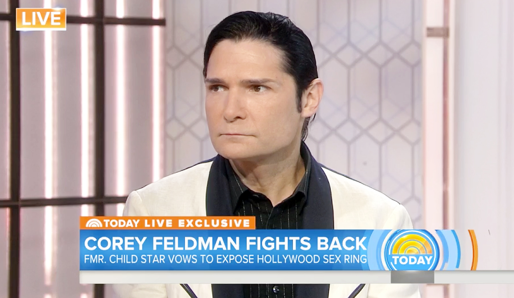 The Star of the Lord of the Rings spoke about pedophilia in Hollywood