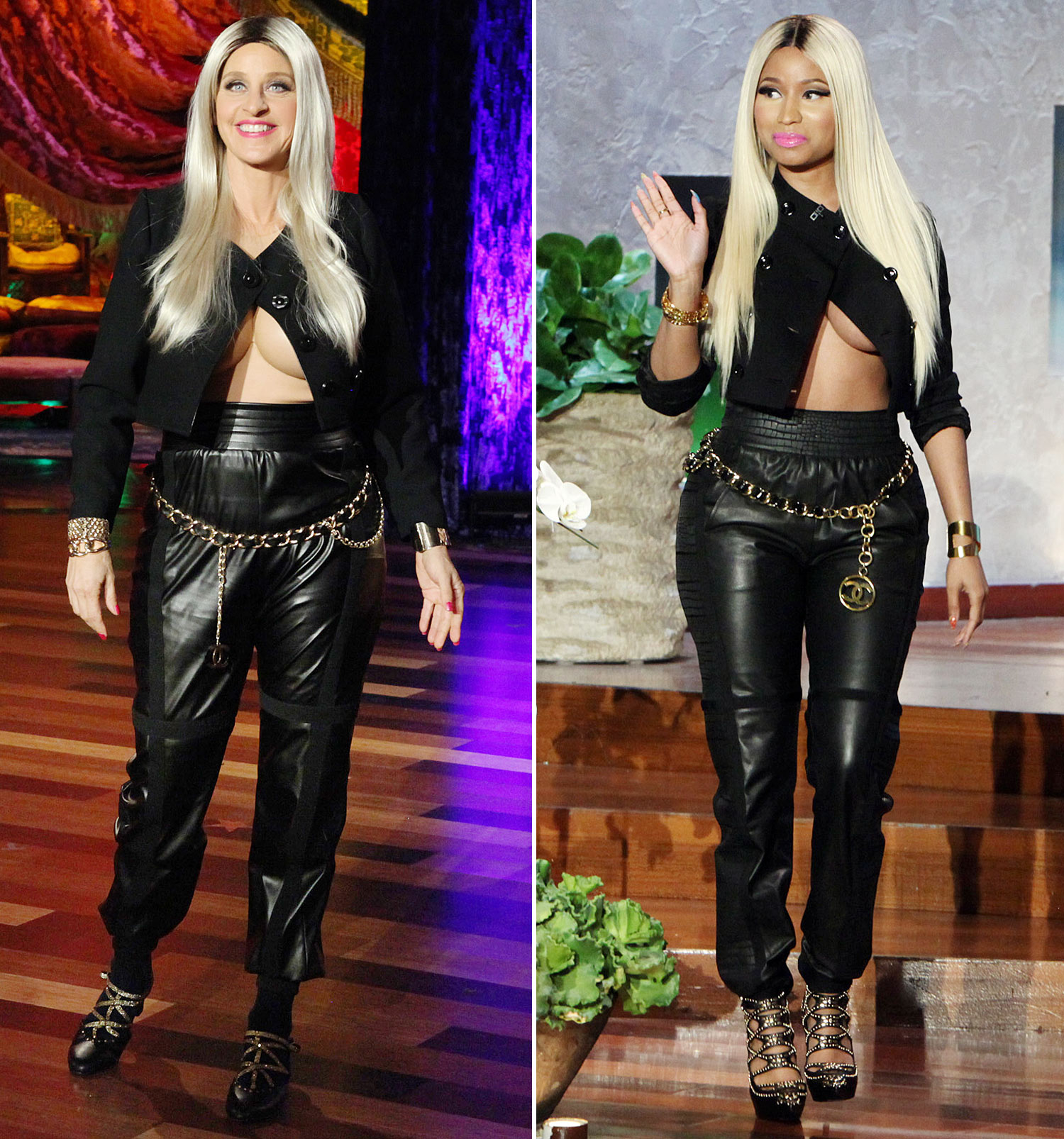 most outrageous celebrity costumes