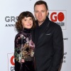 Actor Ewan McGregor and wife Eve Mavrakis