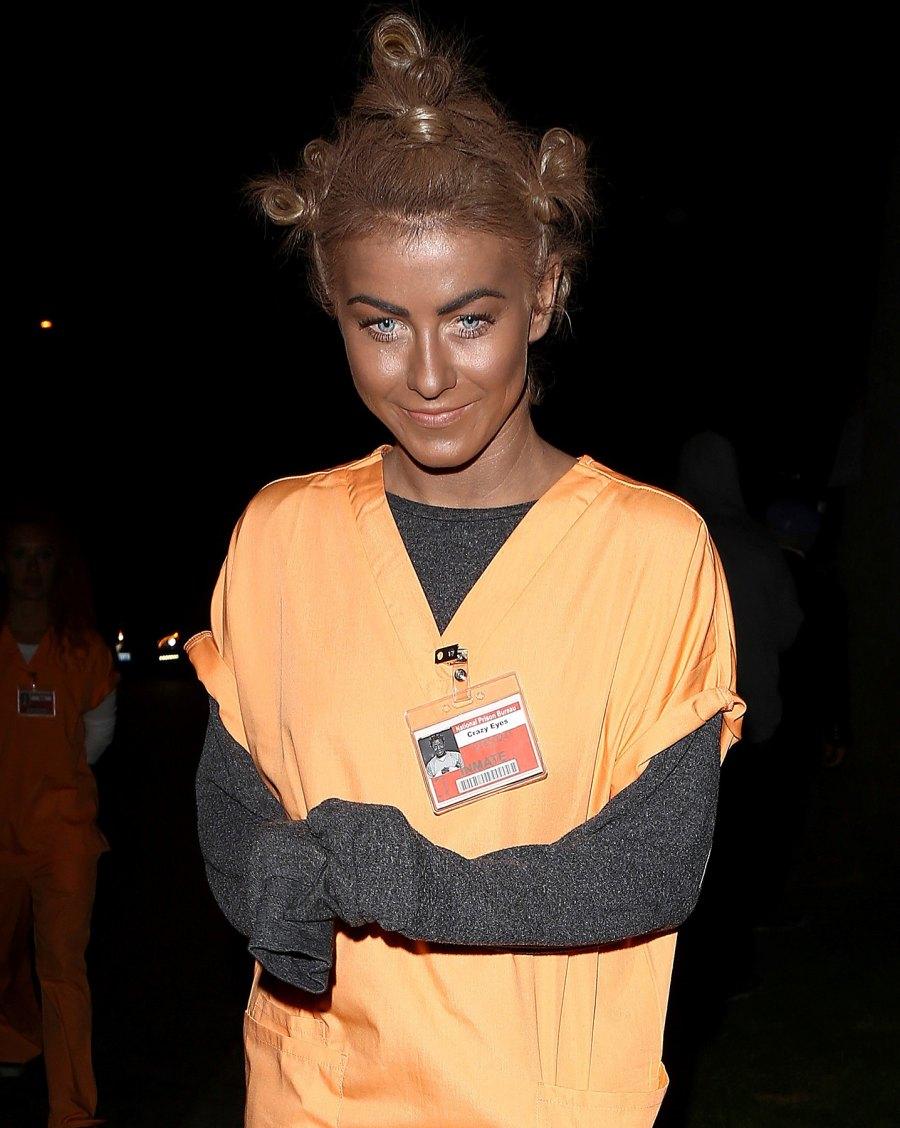 Julianne-Hough-blackface-halloween