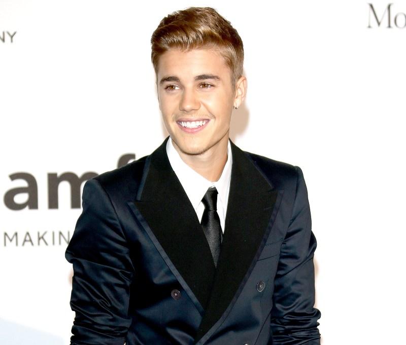 Justin Bieber social media