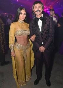 Kim Kardashian, Jonathan Cheban, Casamigos Halloween Party, Cher, Sonny Bono