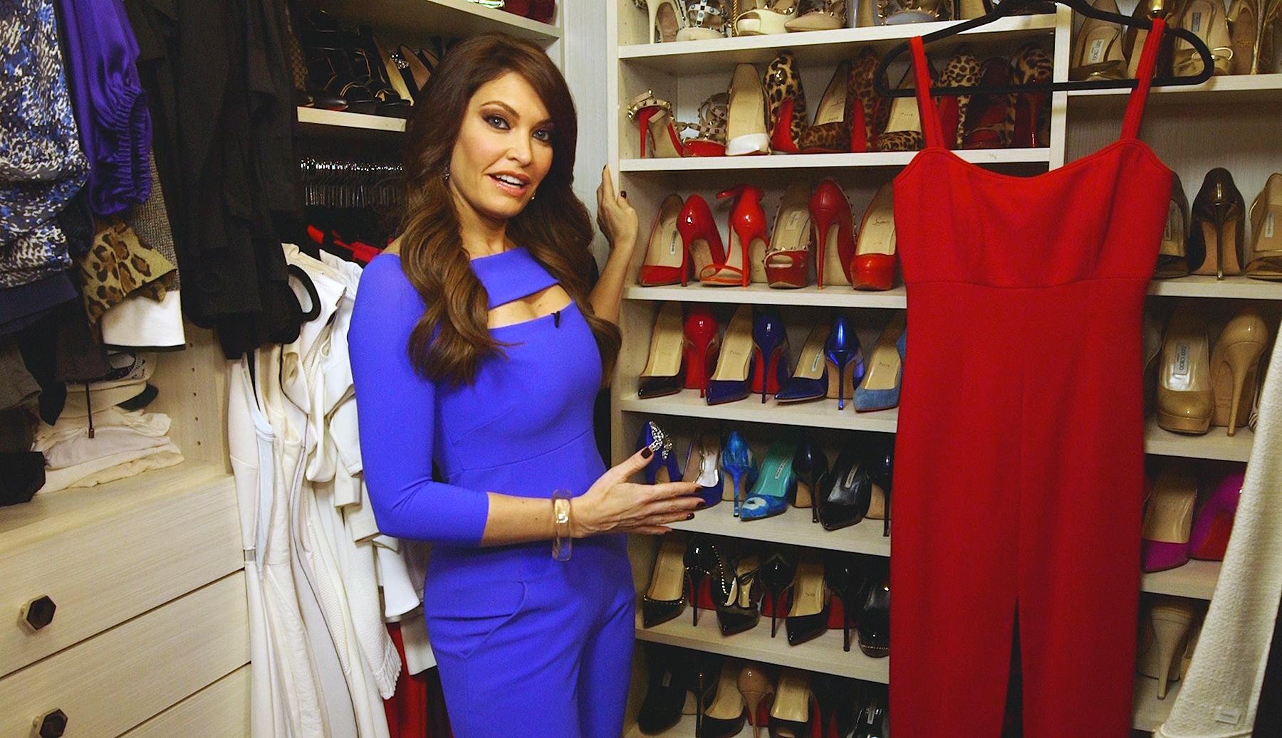 Kimberly Guilfoyle shoes