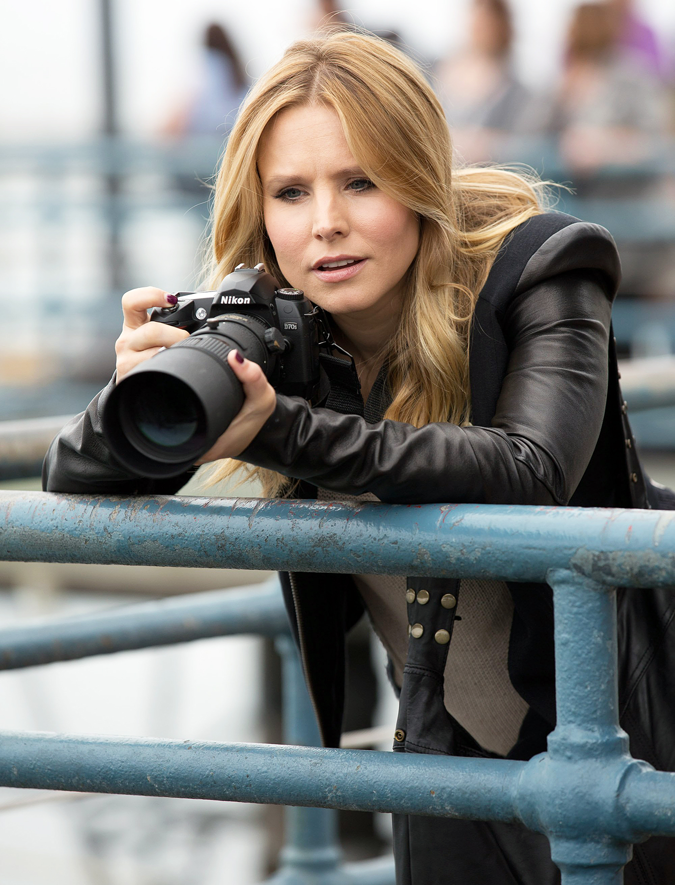 Kristen Bell Says 'Veronica Mars' Miniseries Is 'Going to ...