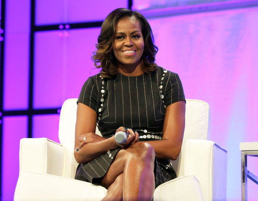 ormer First Lady of the United States Michelle Obama