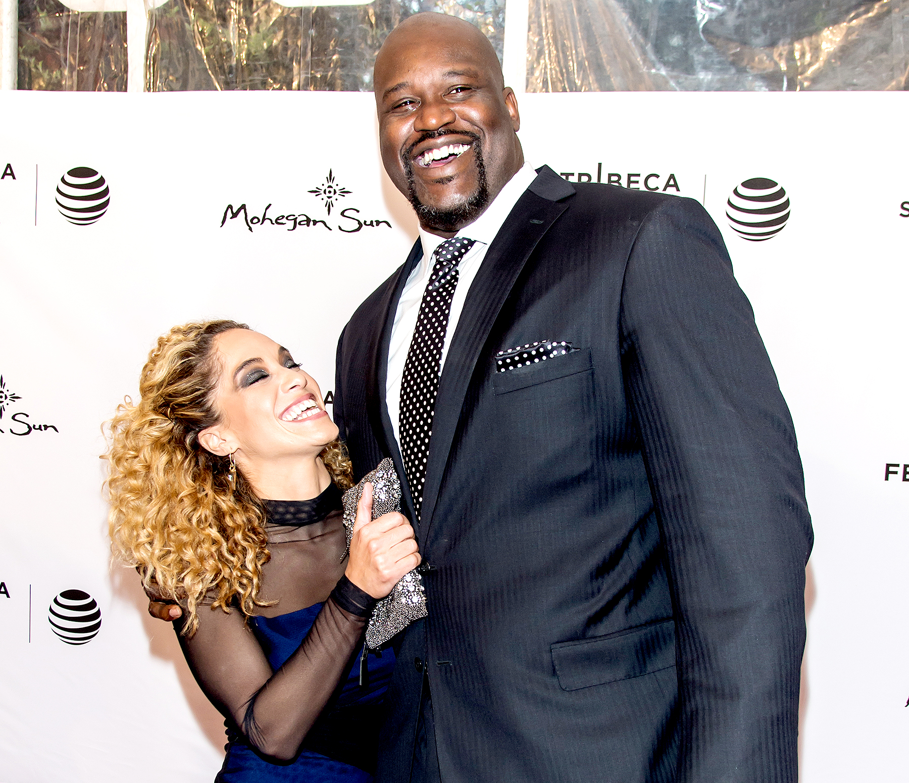 Who shaquille oneal is dating