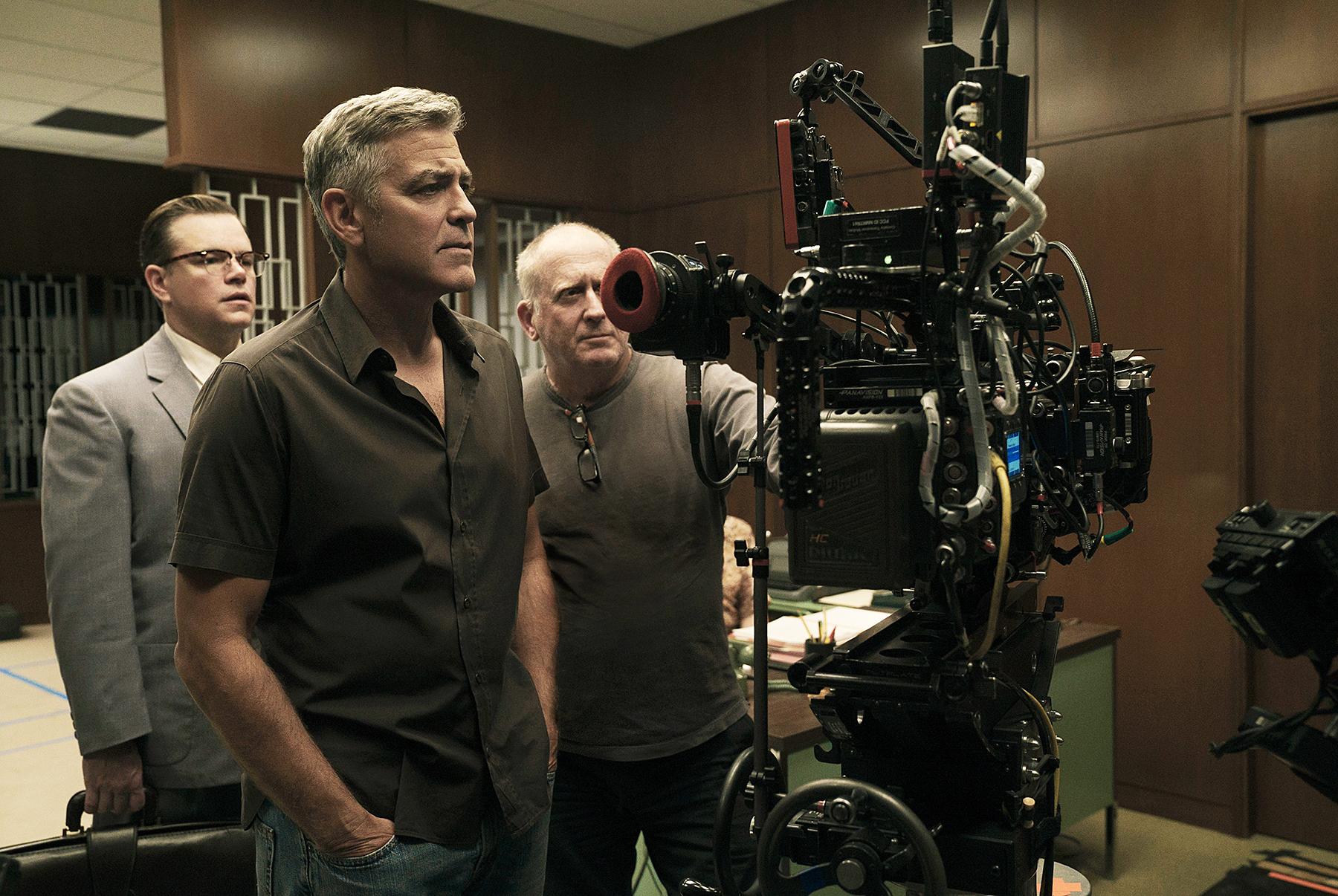 Matt Damon George Clooney Robert Elswit Suburbicon