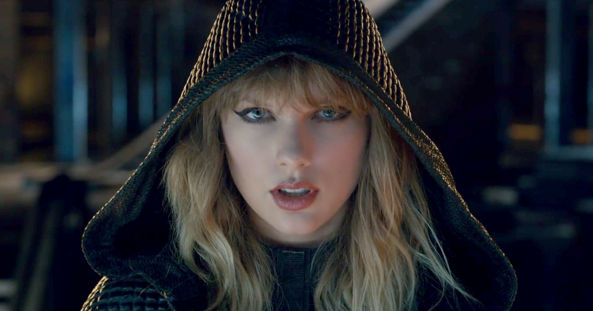 Kinder Garden: Taylor Swift Drops 'Ready For It?' Music Video