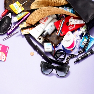 Leslie Grossman What's In My Bag