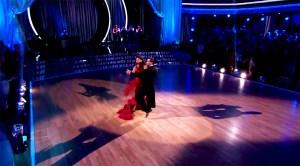 Vanessa Lachey and Maksim Chmerkovskiy Dancing With The Stars
