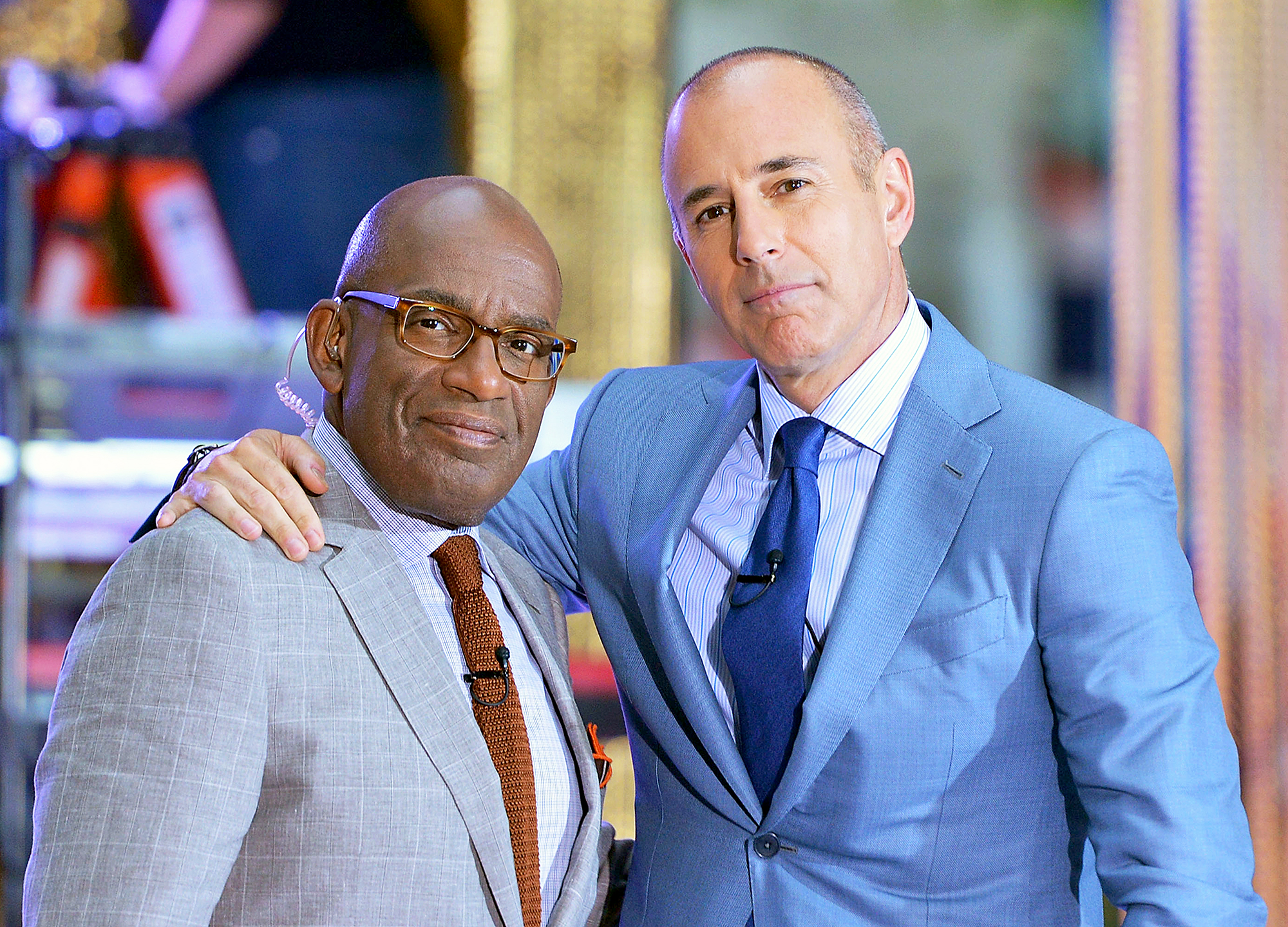 Matt Lauer Fired By Nbc Al Roker Trying To Process The Situation
