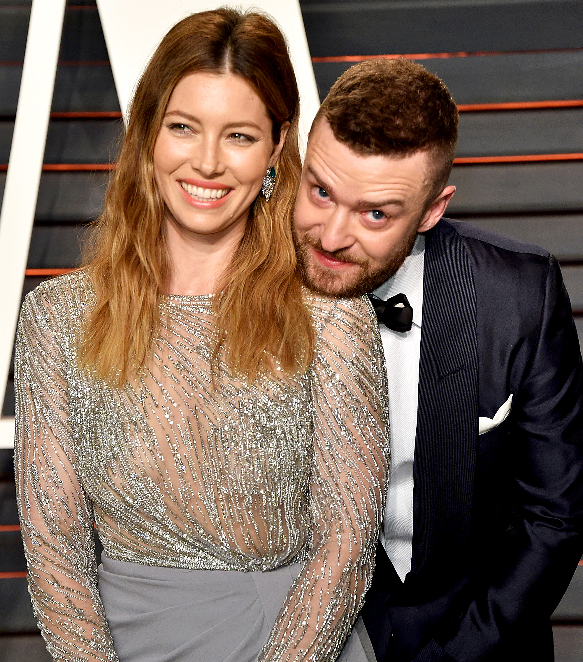 Justin Timberlake, Jessica Biel Have Toy Story-Themed Halloween With Silas