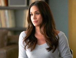 Meghan Markle as Rachel Zane on 'Suits'