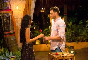Raven Gates and Adam Gottschalk on 'Bachelor in Paradise'