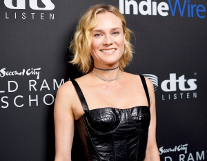 Diane Kruger attends Inaugural IndieWire Honors on November 2, 2017 in Los Angeles, California.