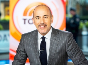 Matt Lauer on 'Today' show