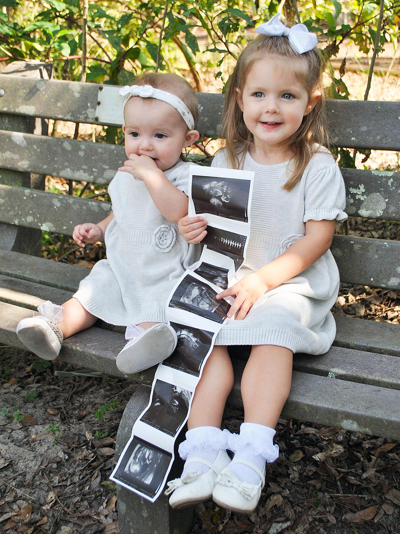 Lexi Mae Allie Jane Bringing Up Bates baby announcement