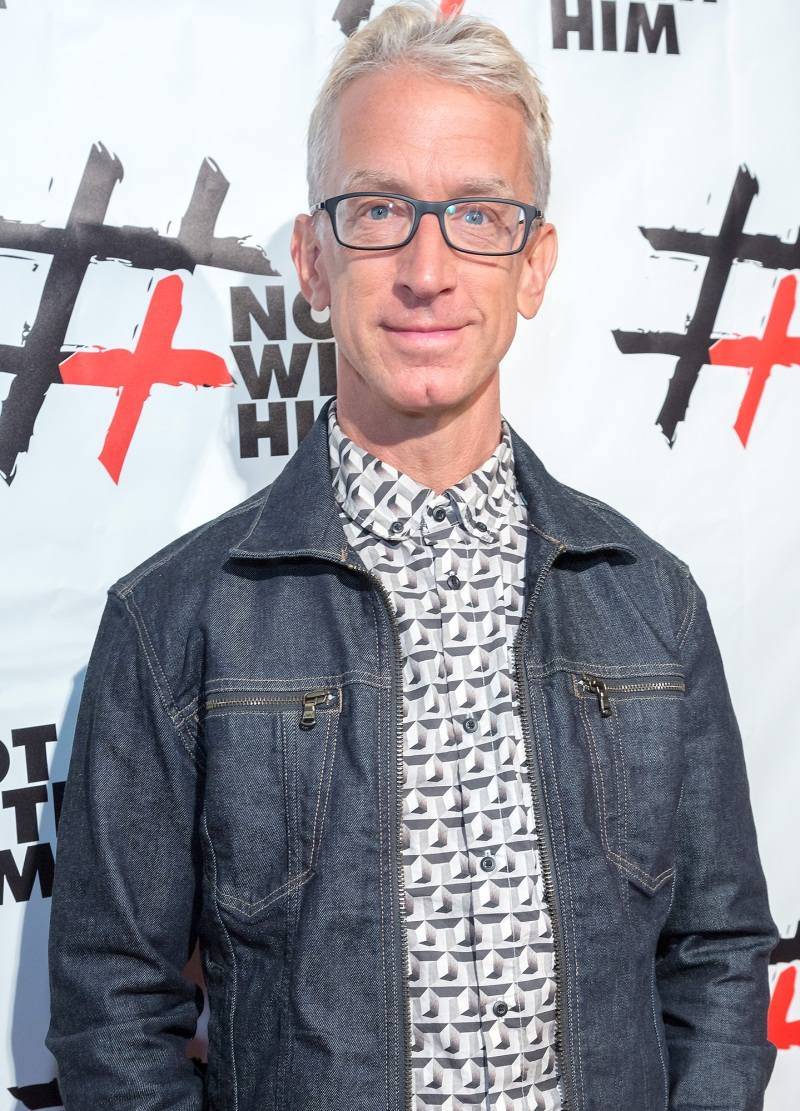 Andy Dick, Hollywood, Sexual Harassment