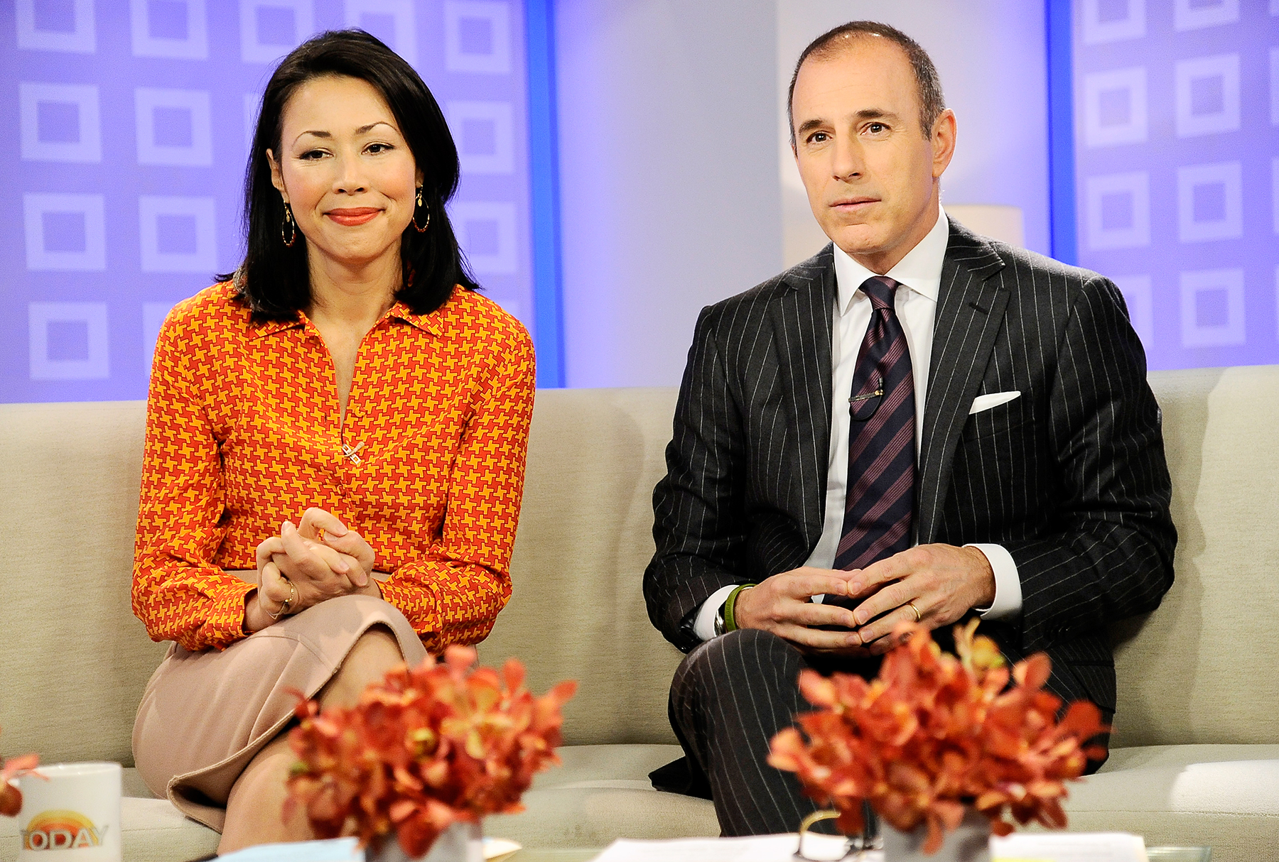 Ann Curry 'Isn't Relishing' in Matt Lauer Sexual Harassment Allegations