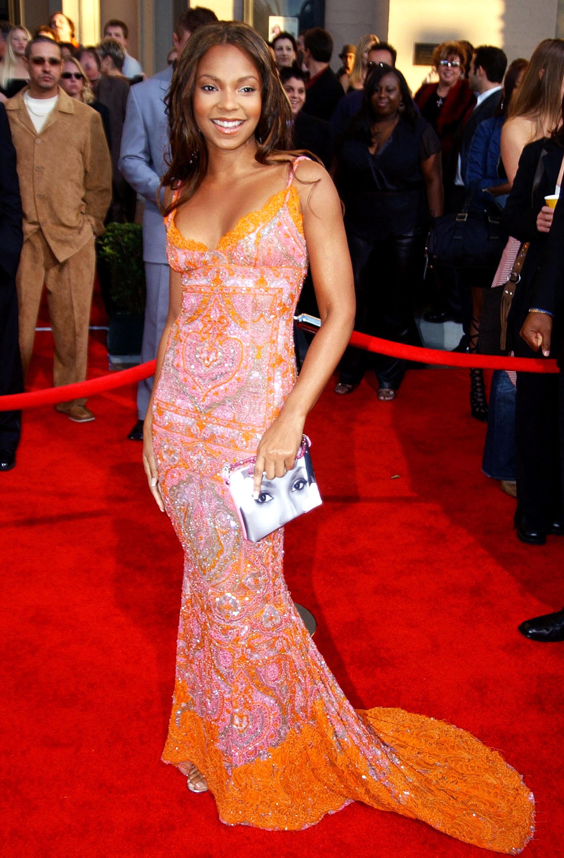 Ashanti Red Carpet Dresses