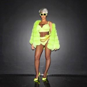 Beyonce, Lil Kim, Halloween Costume