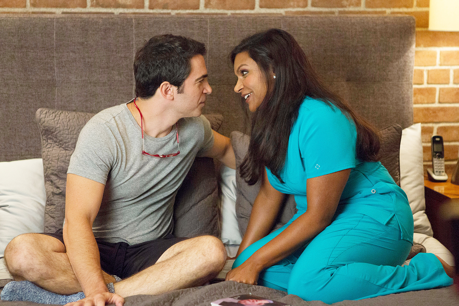 Chris Messina Mindy Kaling The Mindy Project