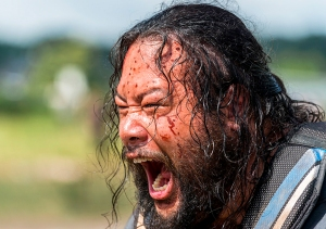 Cooper Andrews as Jerry on 'The Walking Dead'