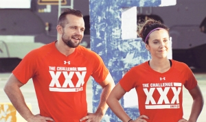 Derrick and Camila on 'The Challenge XXX'