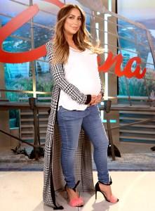 Diana Madison Shares Maternity Style Tips
