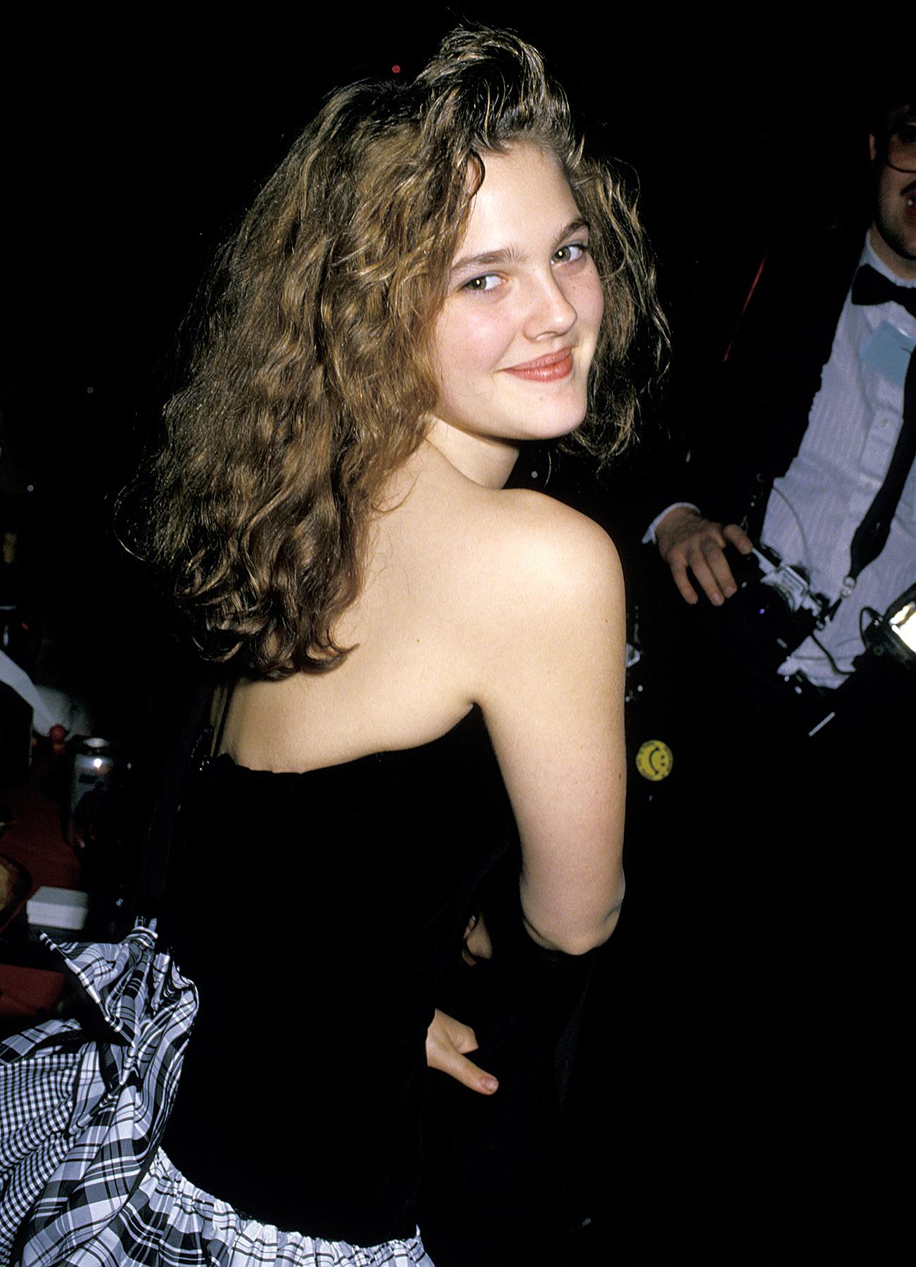 Drew Barrymore 1988