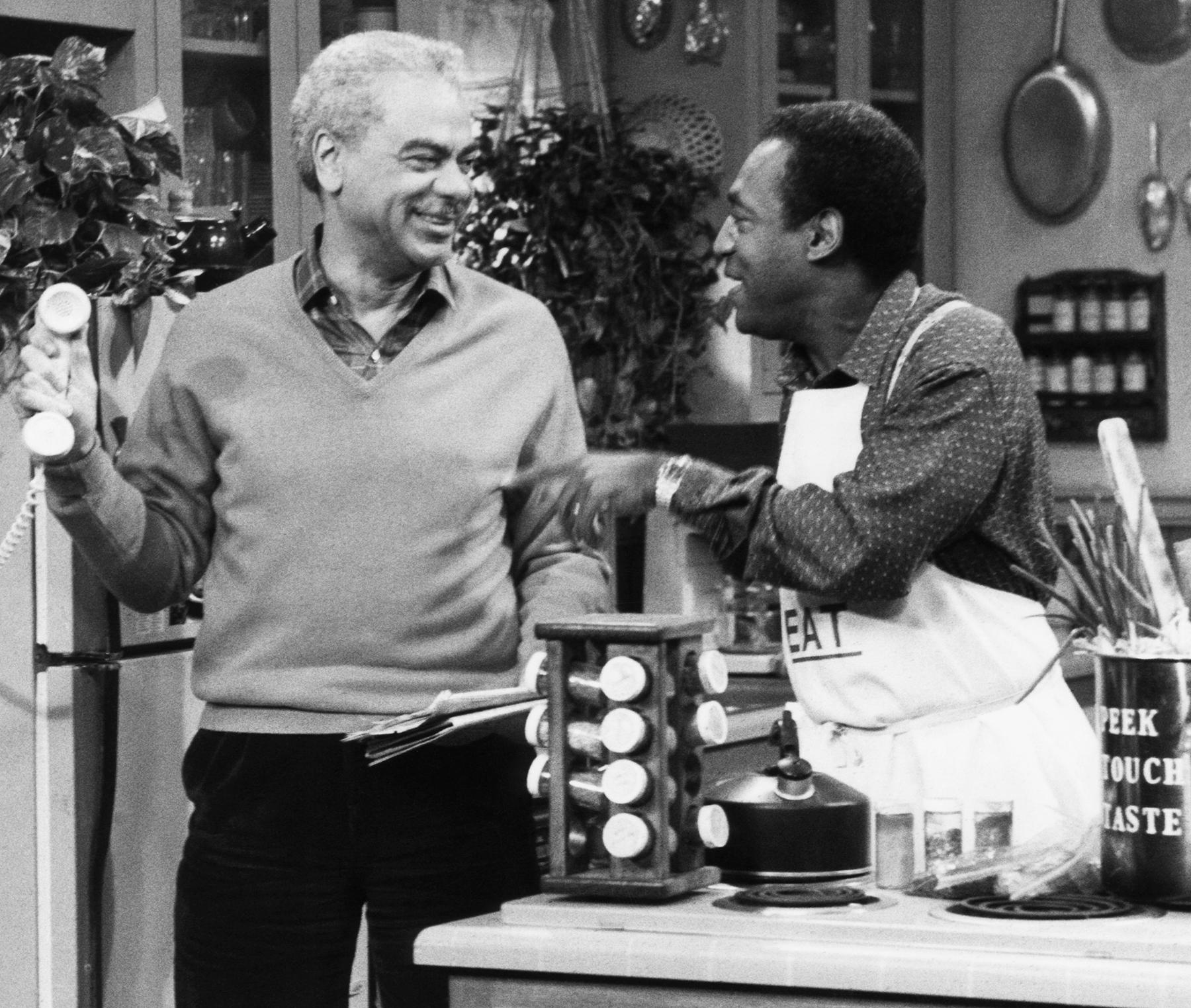 Earle Hyman The Cosby Show