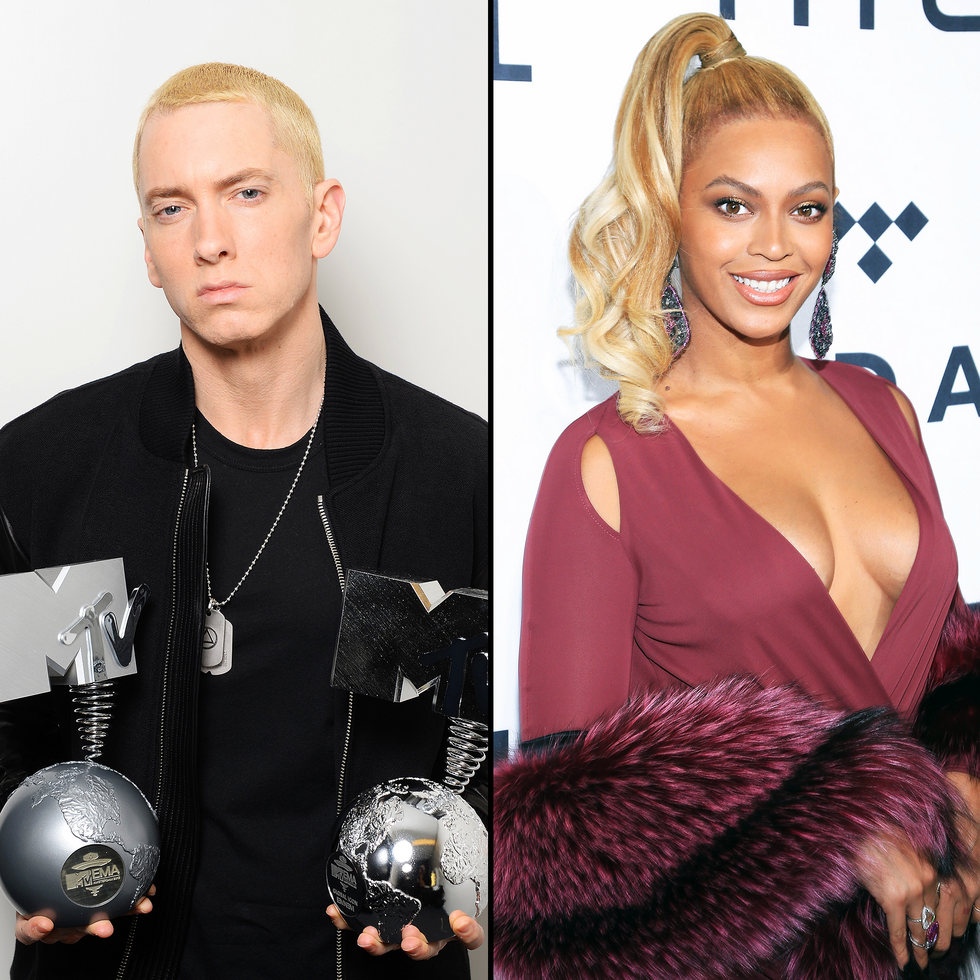 Eminem Drops New Single 'Walk on Water' Featuring Beyonce