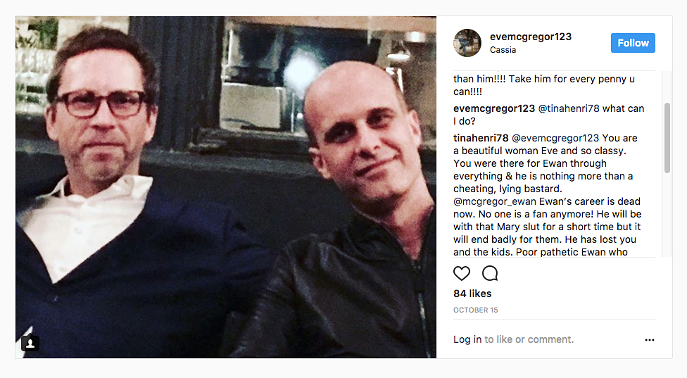 Eve McGregor Instagram