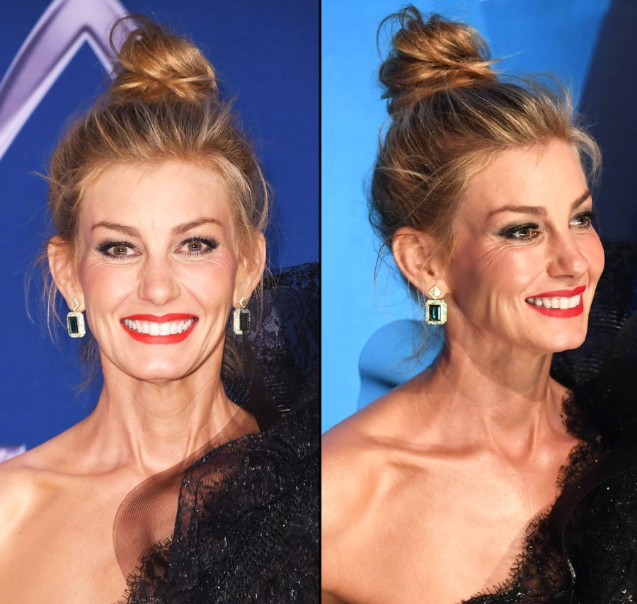 CMA Awards 2017 Hair: Faith Hill's Updo How-To
