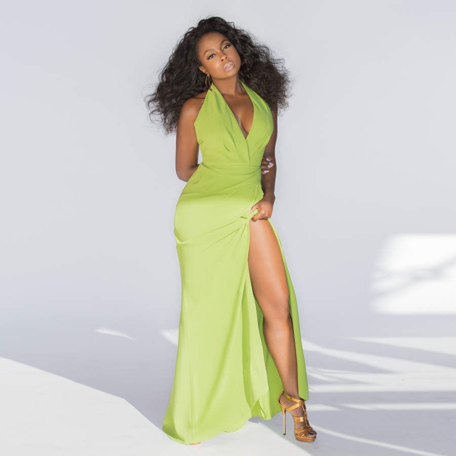 Image result for Phaedra Parks Announces She's Signed a Modeling Contract with Wilhelmina Models: 'I Think Women Need to Be Empowered to Stand in Their Truth'
