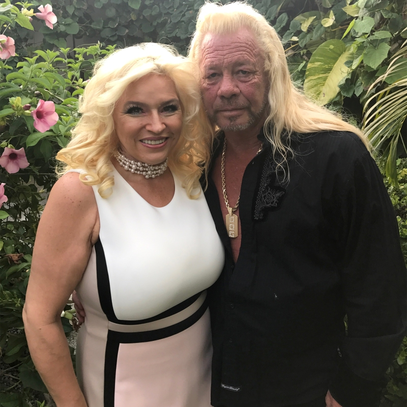 dog the bounty hunter wife beth told me i m gonna die amid