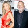 Joanna Krupa and Harvey Weinstein