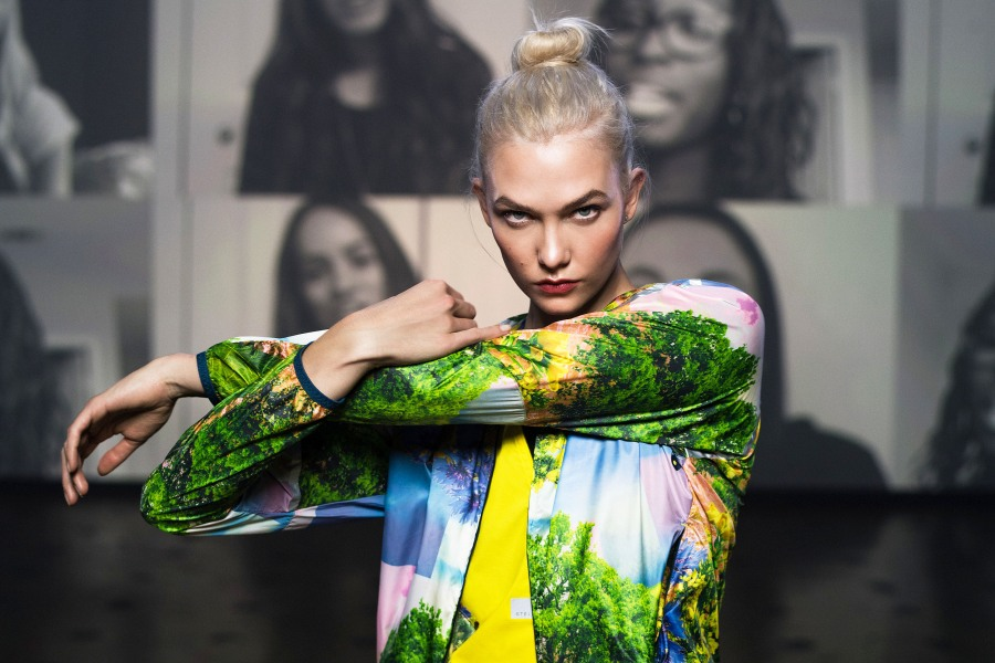 Supermodel Karlie Kloss Is Wearing Adidas by Stella McCartney to Run First Marathon