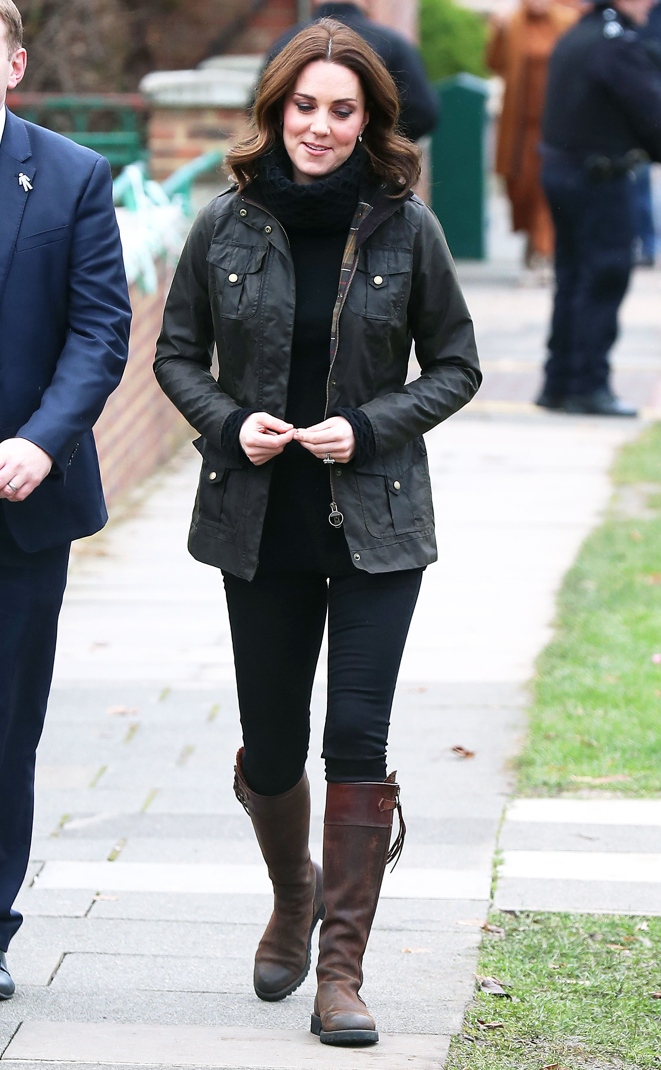Kate middleton maternity style third pregnancy pics recycled boots ombrellifo Gallery