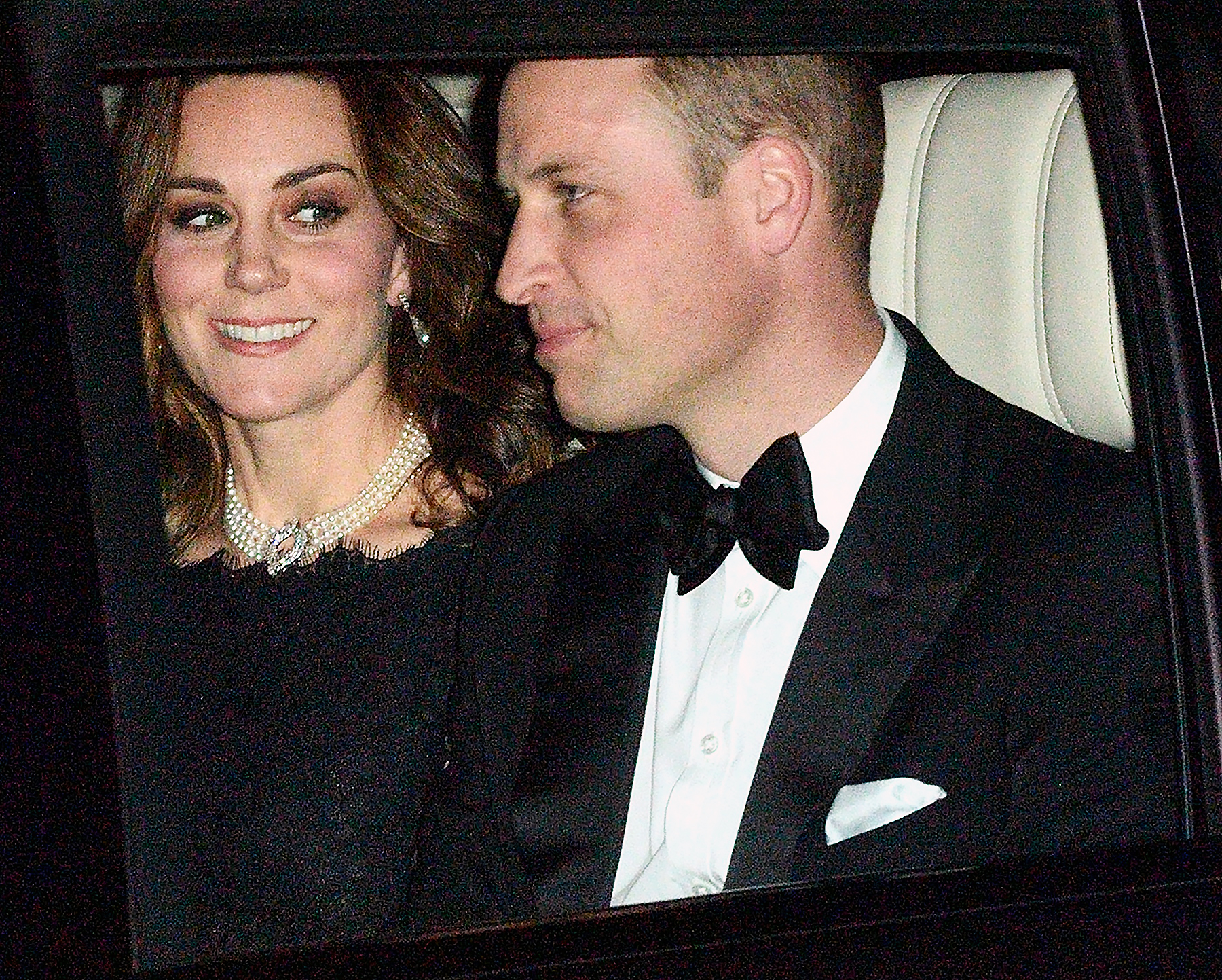 Kate Middleton Prince William wedding anniversary dinner
