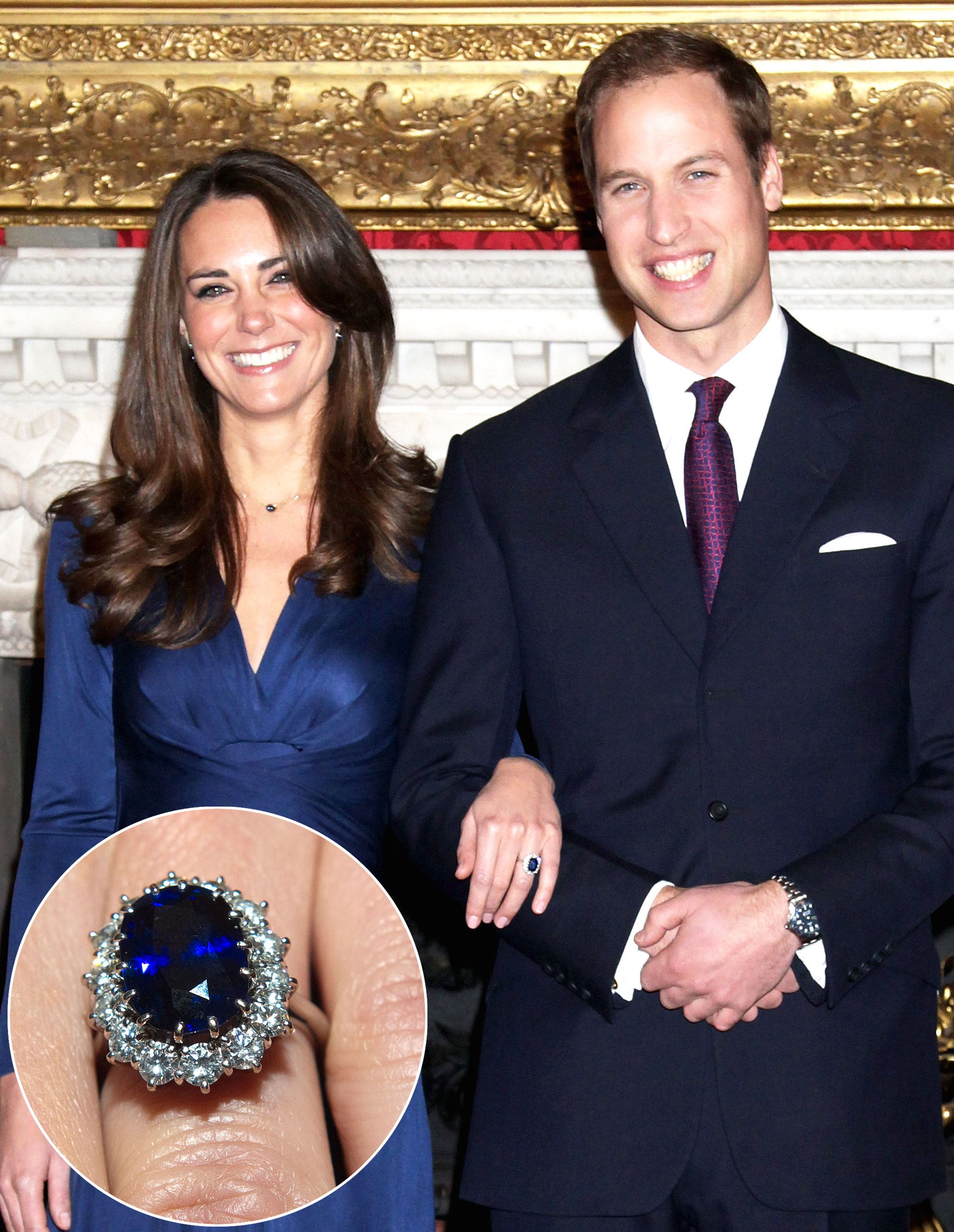 royalty diana the royal rings cambridge s of princess pa tatler duchess engagement gallery