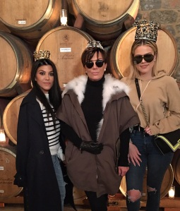 Kourtney Kardashian, Kris Jenner, Khloe Kardashian, Keeping up with the Kardashians