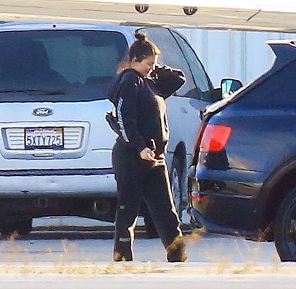 Pregnant Kylie Jenner