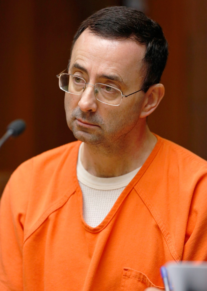 Larry Nassar, Hollywood, Sexual Harassment