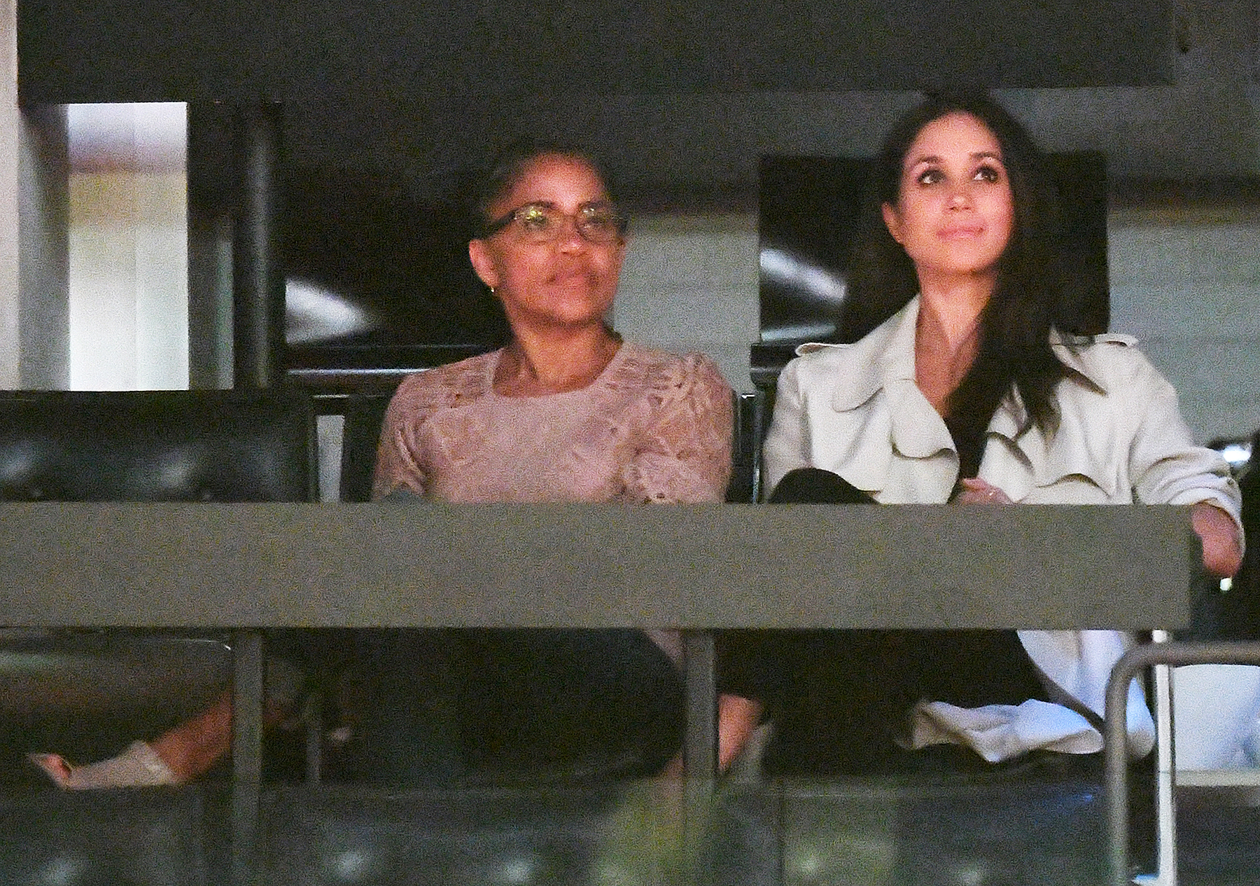 Meghan Markle mother Doria Radlan