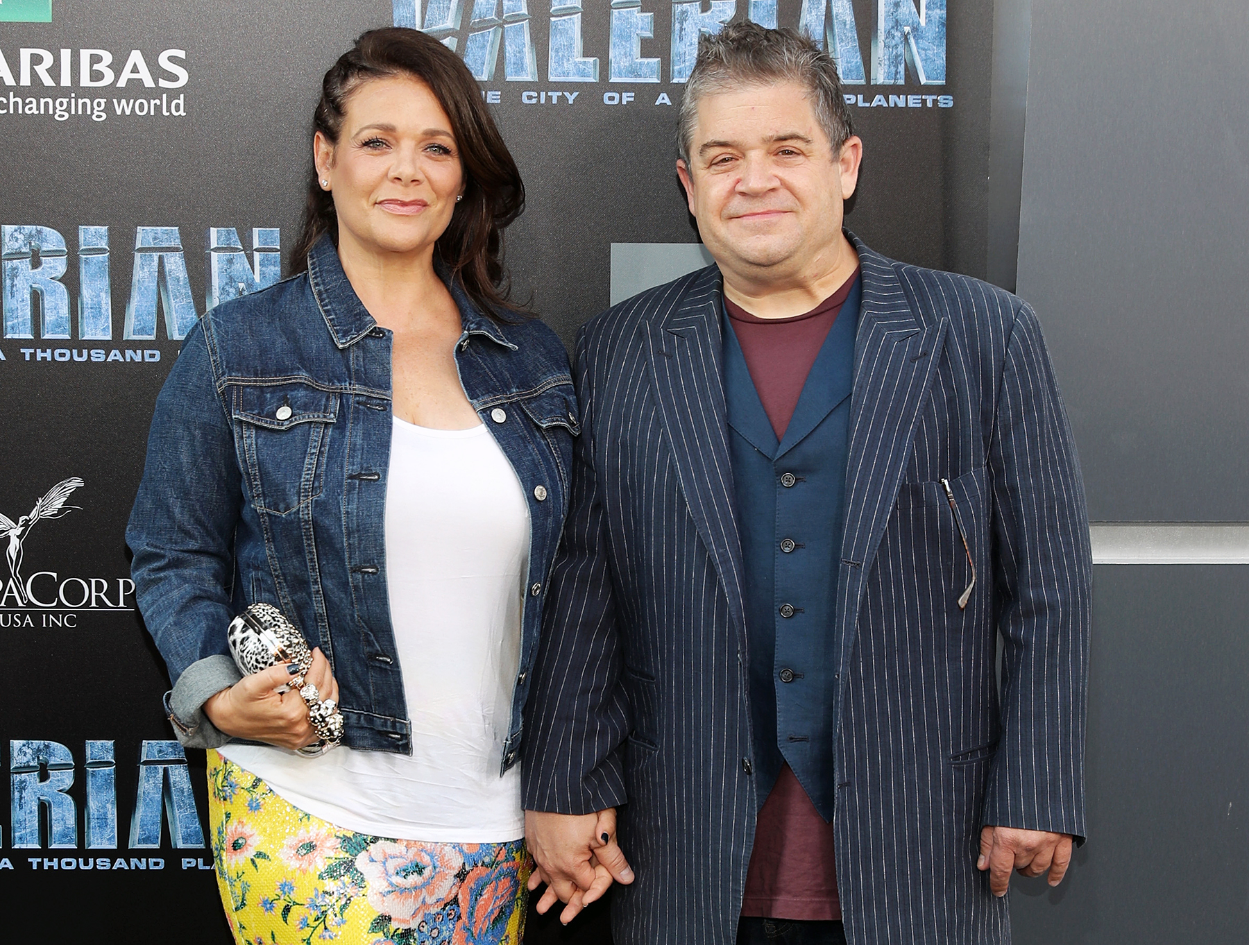 Meredith Salenger Patton Oswalt