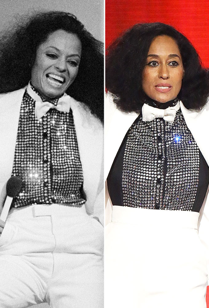 Diana Ross + Tracee Ellis Ross