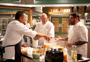 Top Chef\'s Tom Colicchio Dishes on Season 15