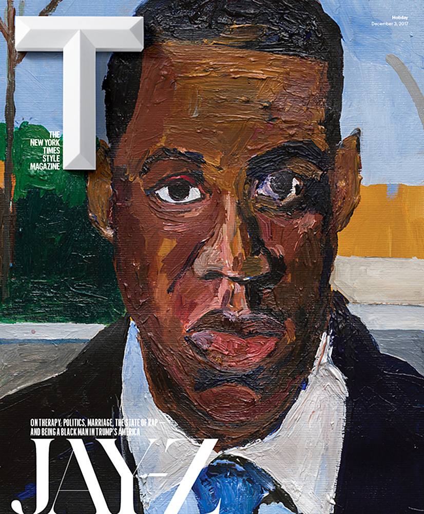 Jay Z T The New York Times Style Magazine