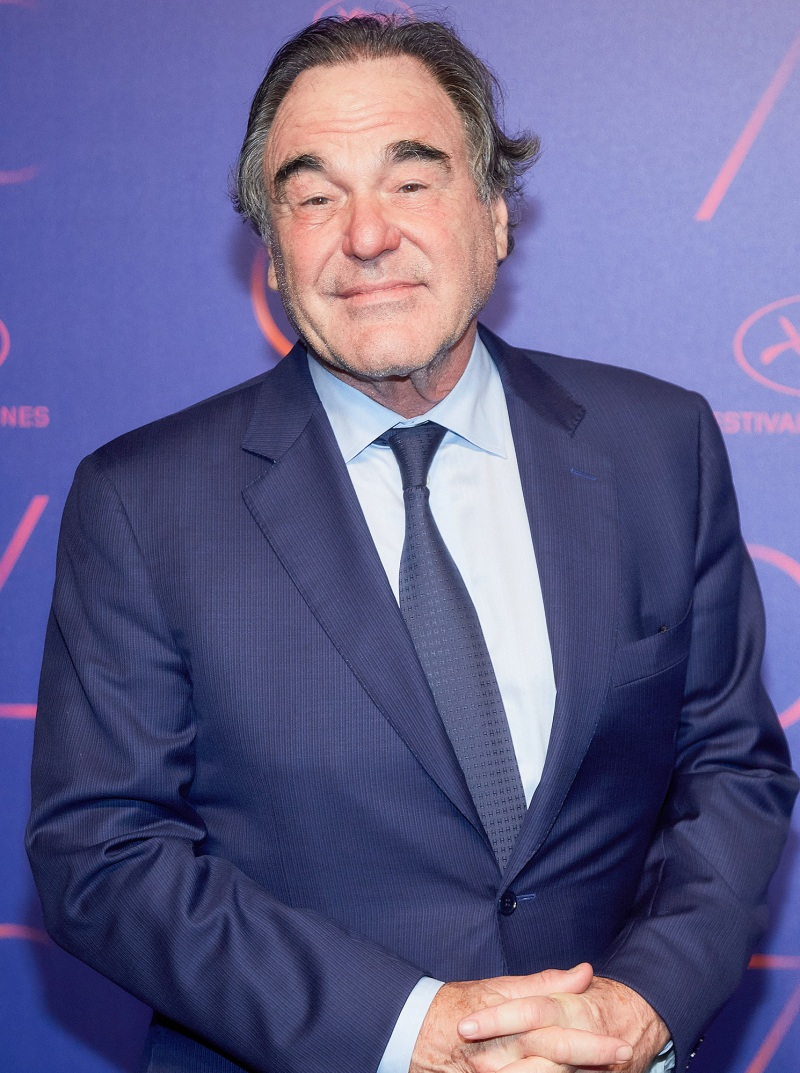 Oliver Stone, Hollywood, Sexual Harassment